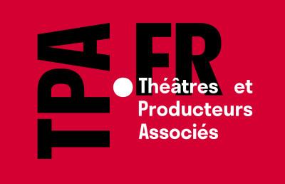 """Logo des """"Théâtres Producteurs Associés"""""""
